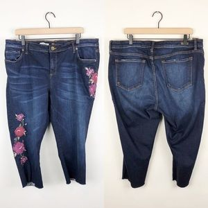 Kut From The Kloth Catherine Girlfriend Jeans